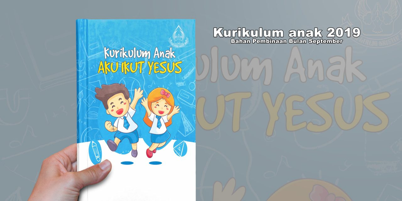 KURIKULUM ANAK BULAN SEPTEMBER 2019