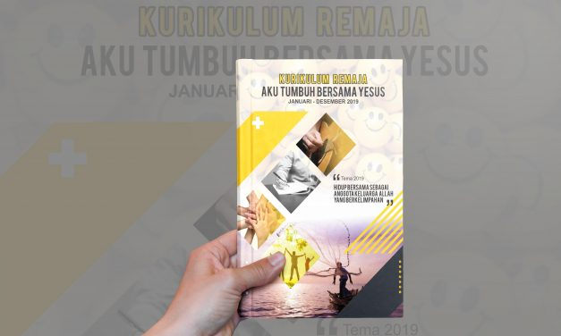 KURIKULUM REMAJA BULAN SEPTEMBER 2019