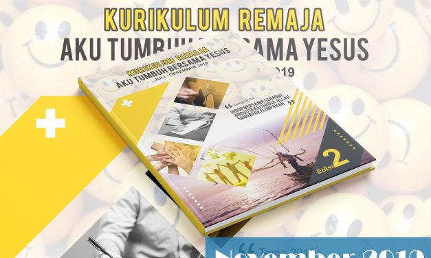KURIKULUM REMAJA BULAN NOVEMBER 2019