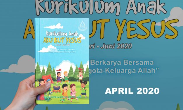 KURIKULUM ANAK BULAN APRIL 2020