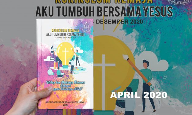 KURIKULUM REMAJA BULAN APRIL 2020