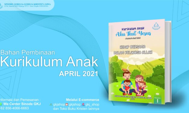 KURIKULUM ANAK APRIL 2021
